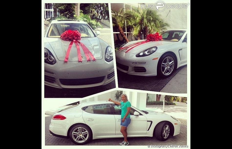 cadeau anniversaire voiture