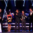 Jenifer très sexy dans The Voice 3, le samedi 22 février 2014 sur TF1