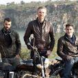 L'animateur Denis Brogniart sur le tournage d'Automoto en Inde. Diffusion le dimanche 23 février 2014 à 10h10 sur TF1.