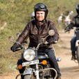 Denis Brogniart sur le tournage d'Automoto en Inde. Diffusion le 23 février 2014 à 10h10 sur TF1.