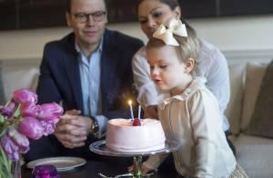 Princesse Estelle : La fille de Victoria de Suède a 2 ans... Quelle artiste !