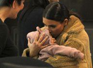 Kim Kardashian : Pause tendresse avec North, Kanye West de retour à Paris