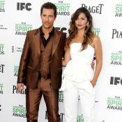 Matthew McConaughey sacré et tellement amoureux de Camila : Prêt pour l'Oscar