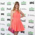 Bonnie Sturdivant pose lors du photocall des Film Independent Spirits Awards à Los Angeles le 1er mars 2014.