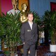 Leonardo DiCaprio se rend au déjeuner des nommés des Oscars le 7 février 2005