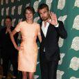 """Theo James, Shailene Woodley lors de la soirée """"51st Annual ICG Publicists Awards"""" à Beverly Hills, le 28 février 2014"""