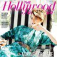 The Hollywood Reporter avec Shailene Woodley en couverture - 14 mars 2014