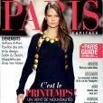 Joyce Jonathan s'est confiée dans les colonnes du magazine  Paris Capitale , en kiosques en mars 2014.