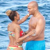 Mel B, ultra-hot en bikini avec son mari : L'ex-Spice Girl tout en fesses !
