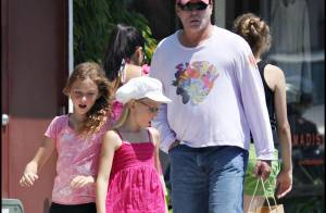 PHOTOS : Ray Liotta, shopping avec sa fille à Malibu !