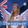 Nelly dans Les Anges de la télé-réalité 6 le mercredi 19 mars 2014 sur NRJ 12