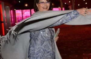 Claudia Cardinale honorée : L'icône italienne répand toujours son charme