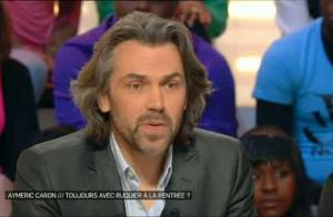 Aymeric Caron : ''Natacha Polony m'énerve autant que je l'énerve''
