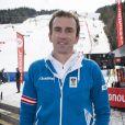 Markus Prock lors de l'événement World Stars Ski au profit de Star Team for Children, association fondée par le prince Albert II de Monaco, le 22 mars 2014 à Seefeld in Tyrol, en Autriche.