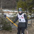 Le prince Emmanuel Philibert de Savoie lors de l'événement World Stars Ski au profit de Star Team for Children, association fondée par le prince Albert II de Monaco, le 22 mars 2014 à Seefeld in Tyrol, en Autriche.