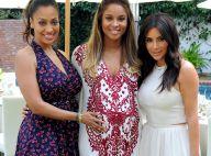 Kim Kardashian : Radieuse pour la baby shower de son amie Ciara