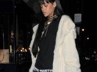 Rihanna : Toutes jambes dehors pour Drake, qu'elle rejoint en boîte de nuit