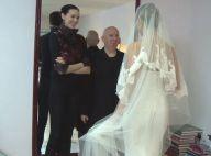 L'Wren Scott : Sa dernière création, une robe de mariée...