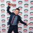 James McAvoy lors de la soirée Empire Magazine Film Awards à Londres le 30 mars 2014