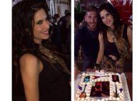 Sergio Ramos et Pilar Rubio, enceinte : Fous d'amour pour leurs anniversaires