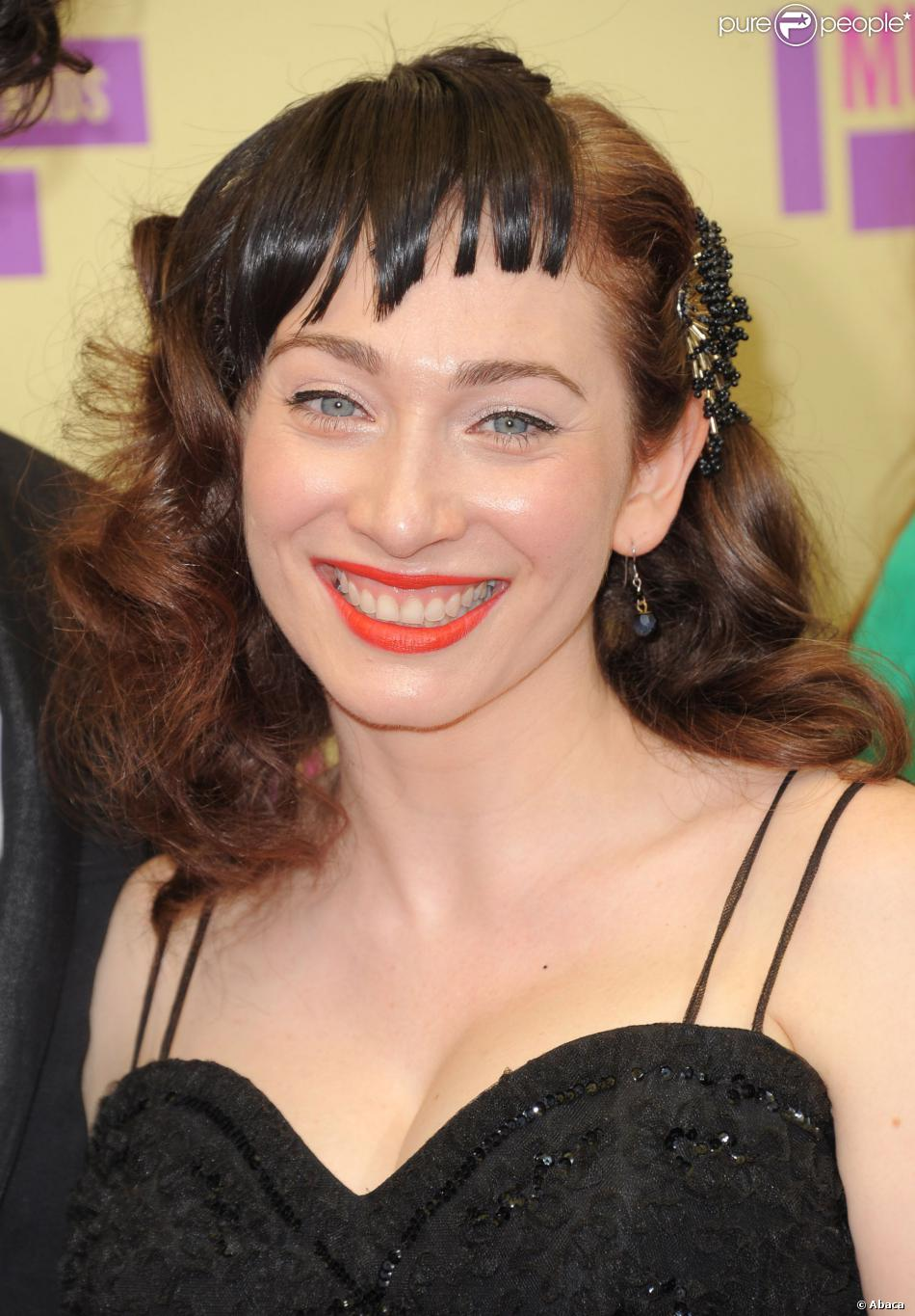 Regina Spektor aux MTV Video Music Awards à Los Angeles, le 6 septembre 2012.