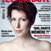 Natacha Polony, topless pour Technikart: 'Ado, je n'étais pas invitée aux boums'