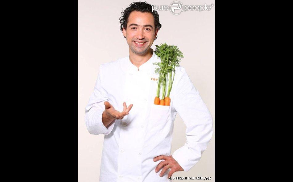 Pierre Augé, ex-participant de la saison 1 - Candidat de Top Chef 2014.
