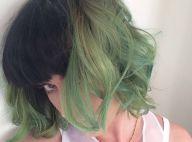 Katy Perry : Schtroumpf vert, la star dévoile sa nouvelle tête !