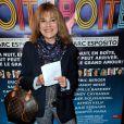 """Nicole Calfan - Générale de la pièce de théâtre """"Rendez-vous en boîte"""" au théâtre de La Gaîté Montparnasse à Paris, le 7 avril 2014."""