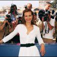 Carole Bouquet lors du photocall du film Nordeste au Festival de Cannes 2005