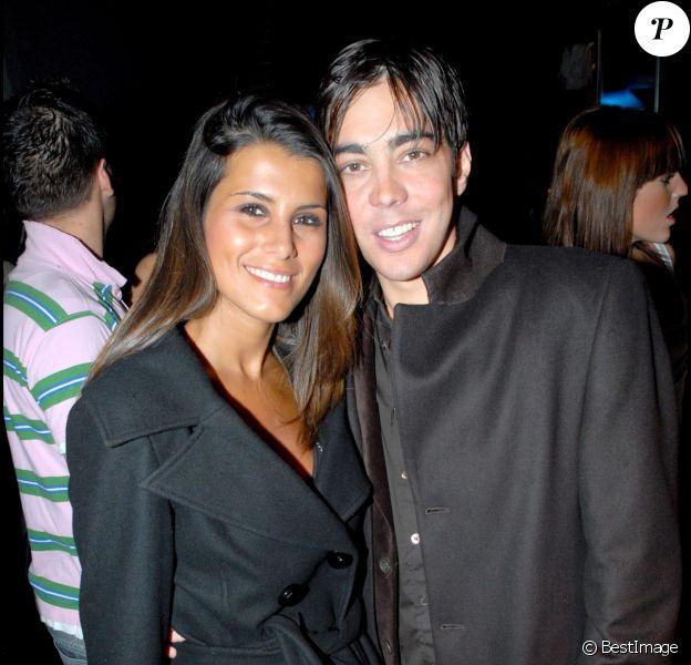 Grégory Lemarchal et Karine Ferri en mars 2007