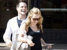 PHOTOS : Hilary Duff fait du shopping en amoureux !