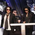 Kiss - Concert d'intronisation au Rock and Roll Hall of Fame, à New York le 10 avril 2014.