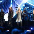 Bonnie Raitt, Emmylou Harris et Carrie Underwood - Concert d'intronisation au Rock and Roll Hall of Fame, à New York le 10 avril 2014.