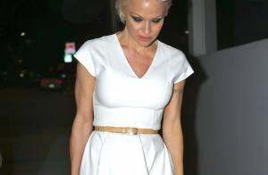 Pamela Anderson, éternelle jeune mariée : La bombe de 46 ans accro au blanc !
