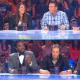 Les huit invités de L'Oeuf ou la Poule, émission diffusée le 18 avril 2014 sur D8.