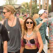 Vanessa Hudgens et Diane Kruger amoureuses : Envahies par la liesse de Coachella