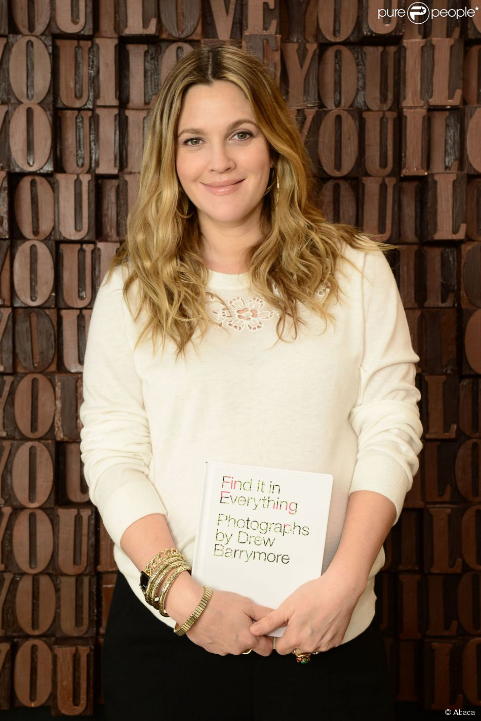 Drew Barrymore   224  Los Angeles  le 29 janvier 2014 Drew Barrymore 2014