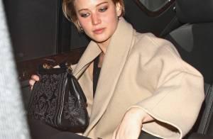 Jennifer Lawrence : Bague intrigante au doigt, tendre complice avec son chéri