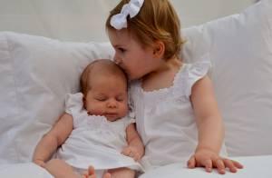Estelle et Leonore de Suède : La 1re rencontre craquante des deux princesses !