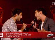 The Voice 3 : Frero Delavega et La Petite Shade éliminés, Igit époustouflant !
