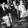 Le mariage civil du prince Rainier et de Grace de Monaco le 18 avril 1956