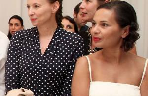 Valérie Trierweiler : Look inattendu pour un séjour entre copines !