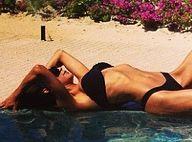 Naya Rivera : La bombe de Glee torride en bikini dévoile son corps de rêve