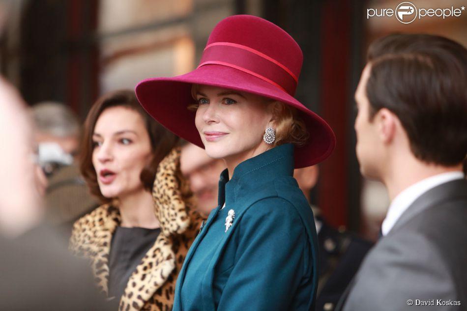 Nicole Kidman dans le Grace de Monaco