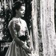 Romy Schneider dans Sissi en 1955.