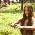 Pocahontas dans Le Nouveau Monde de Terrence Malick (2005).
