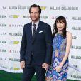 Bill Paxton et Louise Newbury lors de l'avant-première du film Million Dollar Arm le 6 mai 2014 à Los Angeles