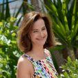 Carole Bouquet lors du photocall du jury du Festival de Cannes du 14 mai 2014