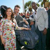 America Ferrera, Jay Baruchel : Les héros de Dragons 2 électrisent la Croisette
